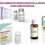 Tratamentos Aprovados pela Anvisa para AME no Brasil